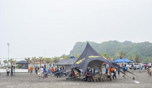 第1回JASO全日本障がい者サーフィン選手権 大会スケジュール
